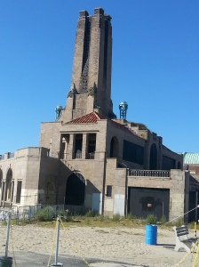 Asbury Park heating plant