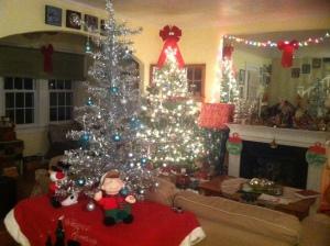 Liv room--Christmas 2014