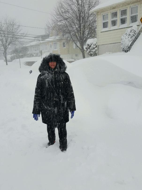 Snow day 2016